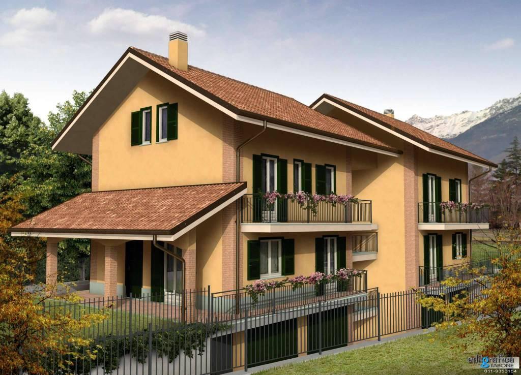 Appartamento in vendita a Villar Focchiardo, 4 locali, prezzo € 178.000 | CambioCasa.it