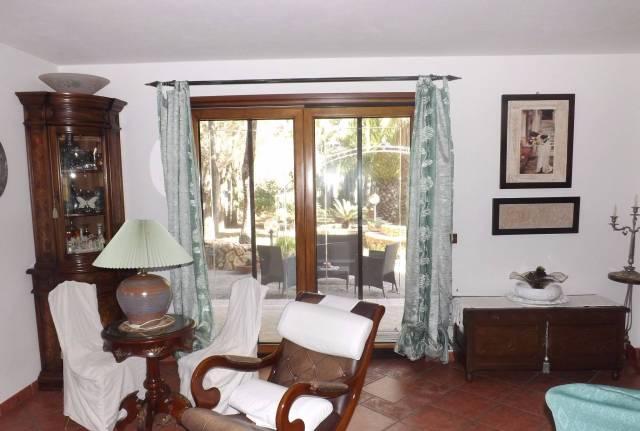 Villa residenziale indipendente nelle campagne del Sinis