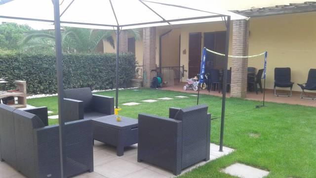 Guardistallo - trilocale con ampio giardino e garage