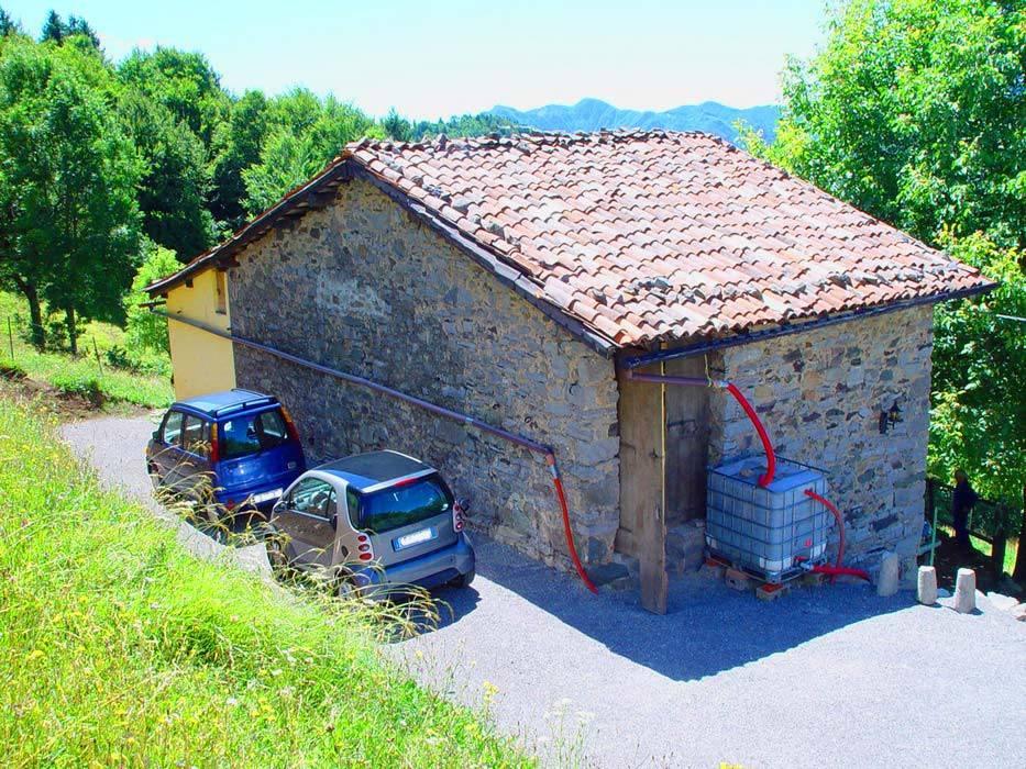 Rustico / Casale in vendita a Dossena, 3 locali, prezzo € 89.000   CambioCasa.it