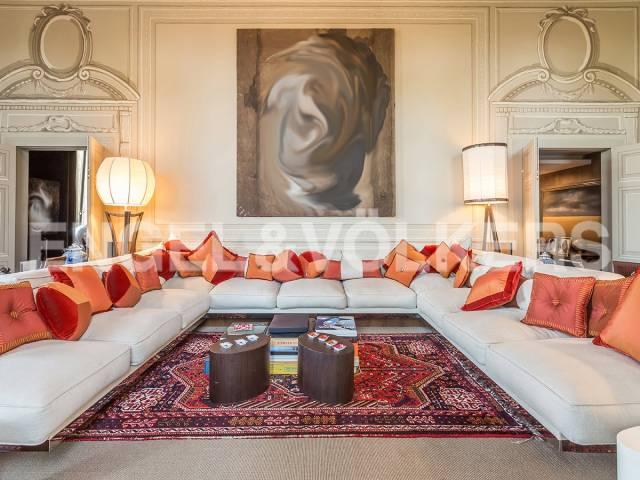 Appartamento in Vendita a Roma: 5 locali, 520 mq - Foto 2