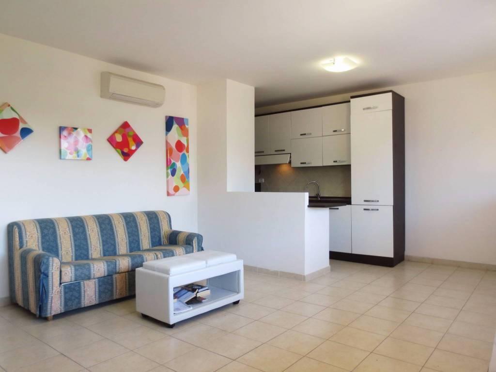 Appartamento parzialmente arredato in vendita Rif. 8818510