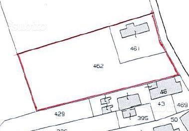 Terreno edificabile con rustico - AGNA (PD) Rif. 4287366