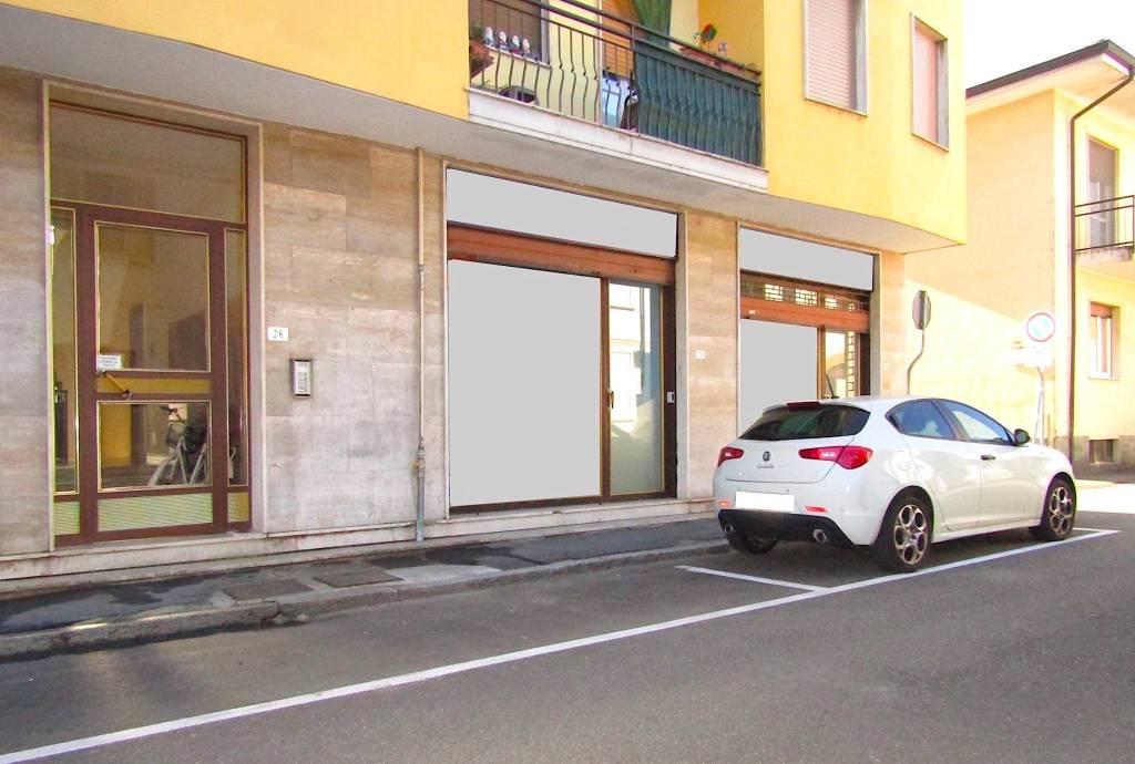 Negozio / Locale in vendita a Garlasco, 3 locali, prezzo € 95.000   CambioCasa.it
