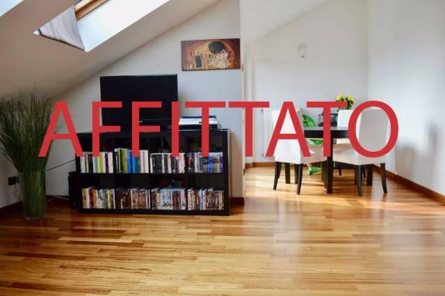 Appartamento in ottime condizioni parzialmente arredato in affitto Rif. 4227634