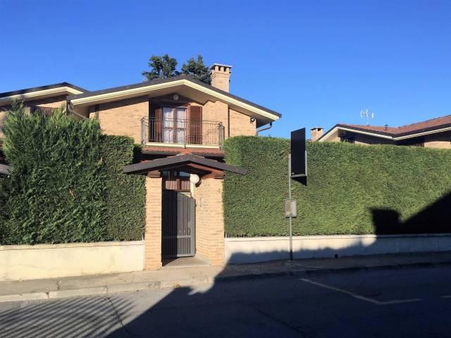 Villetta a Schiera in vendita via Monginevro 4 Rivalta di Torino