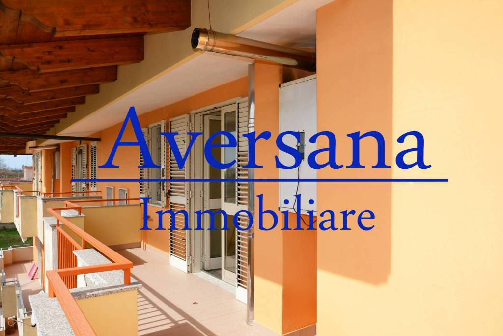 Lusciano Aversa Sud Appartamento mansardato di 140 mq