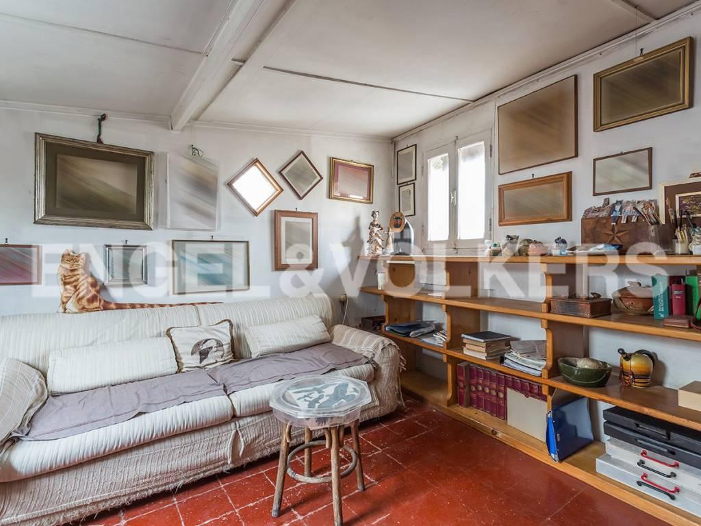 Attico in Vendita a Roma 29 Monteverde / Gianicolense / Colli Portuensi: 2 locali, 70 mq