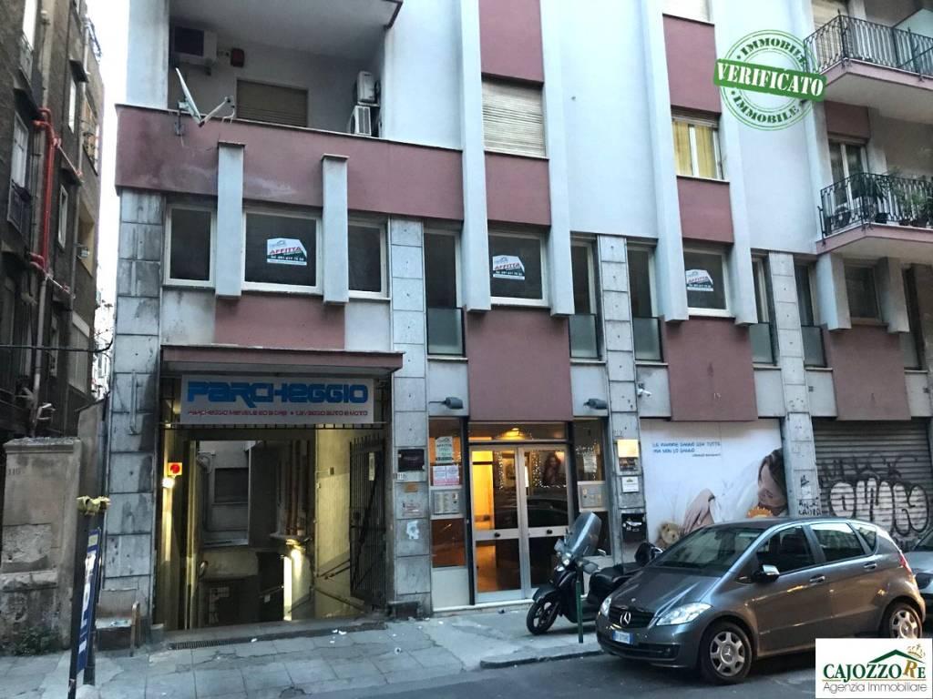 Ufficio 4 locali in via Antonio Veneziano Rif. 8896099