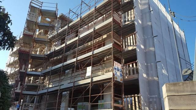 Nuove costruzioni con vista mare a pochissimi passi dal cent