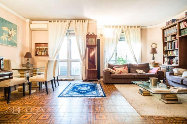 Appartamento in vendita 4 vani 154 mq.  viale Piceno 28 Milano