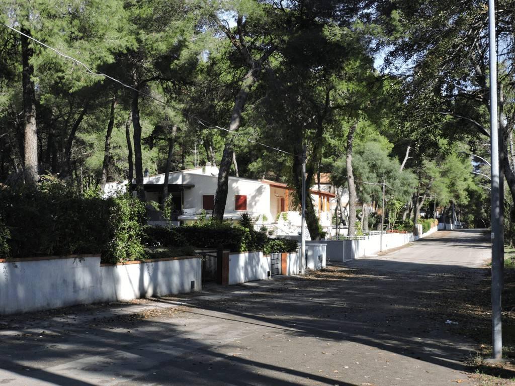Riservata e luminosa villa indipendente