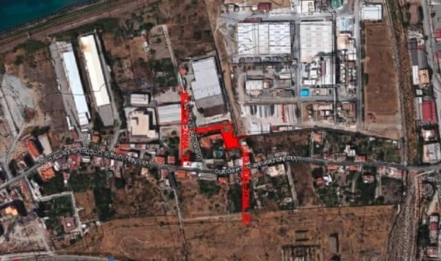 Terreno Commerciale in Vendita a Reggio Calabria Rif.13057139