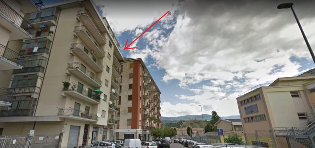 Appartamento Via Isnardi Cosenza (parallela Viale Parco)