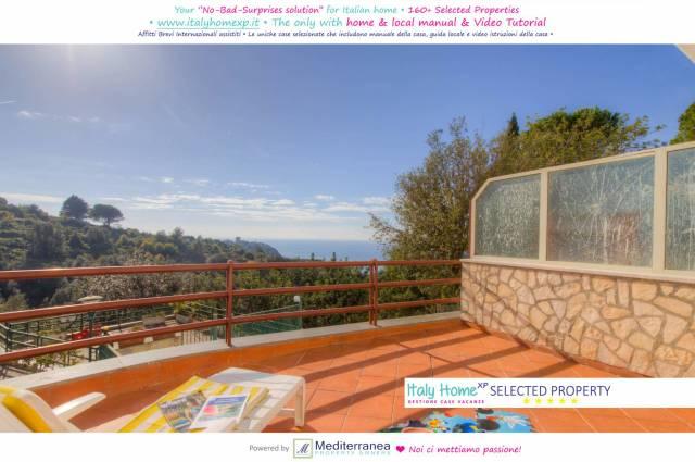 c112 Appartamento Gaeta Ariana Terrazza vista mare Wi Fi