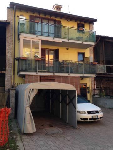 Appartamento in vendita a Pontirolo Nuovo, 3 locali, prezzo € 85.000   CambioCasa.it