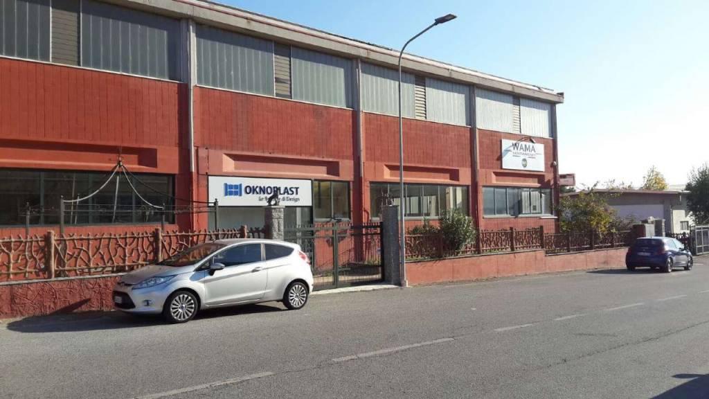 Capannone in vendita a Giaveno, 2 locali, prezzo € 220.000 | CambioCasa.it