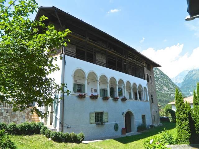 Casa indipendente in Vendita a Stenico Centro: 5 locali, 208 mq
