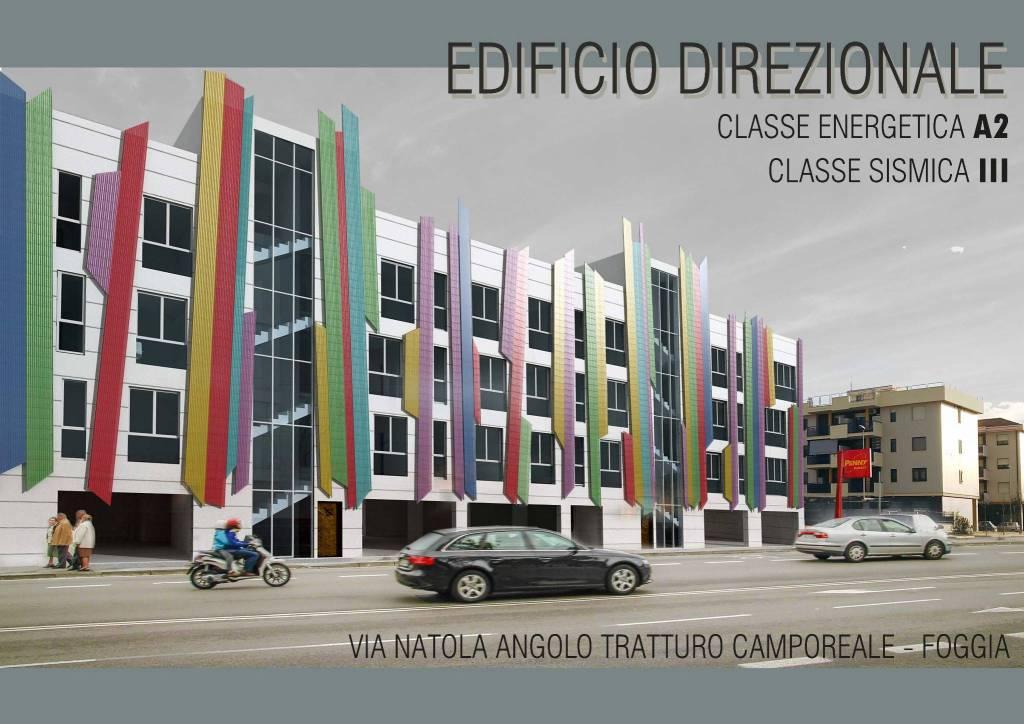 Uffici di nuova costruzione in zona Nuova Provincia