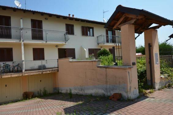 Villa a Schiera in Vendita a Rivarolo Canavese