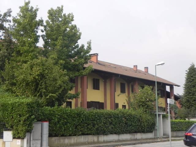 Villetta a Schiera in vendita via Giosuè Carducci Candiolo