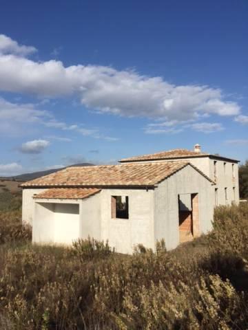 Villa in costruzione con piscina in Toscana, Capalbio