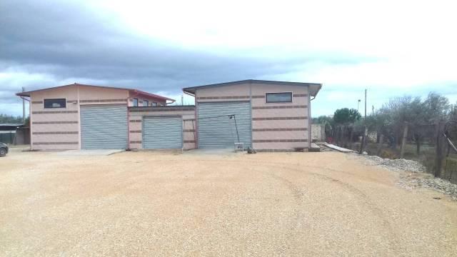 Magazzino - capannone in affitto Rif. 4848447