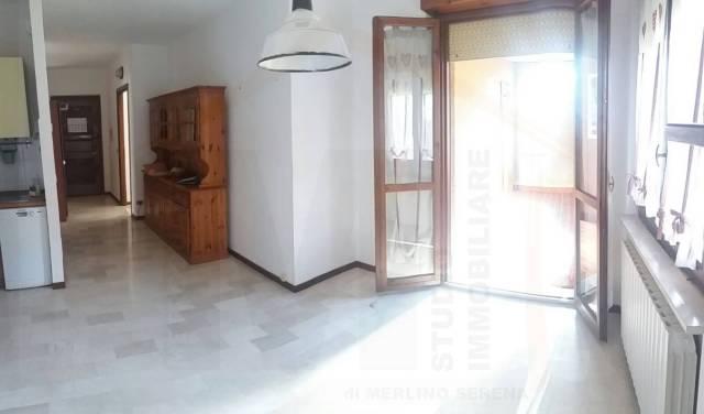Appartamento in buone condizioni parzialmente arredato in vendita Rif. 4538890
