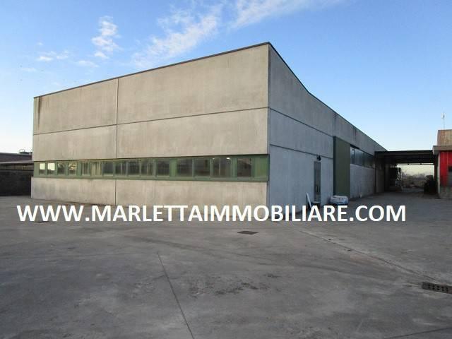 Capannone in vendita a Capergnanica, 9999 locali, prezzo € 330.000 | CambioCasa.it