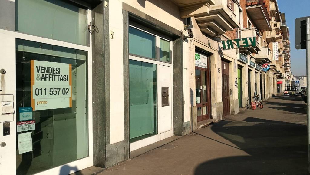 Negozio in vendita Zona Lingotto - via Giordano Bruno 172 Torino