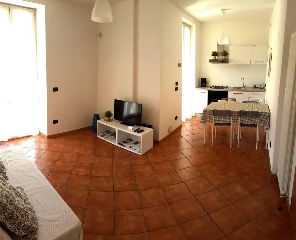 Appartamento in ottime condizioni arredato in affitto Rif. 7655252