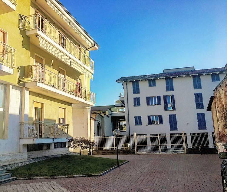Foto 1 di Quadrilocale vicolo San Bartolomeo 9/b, Cavallermaggiore