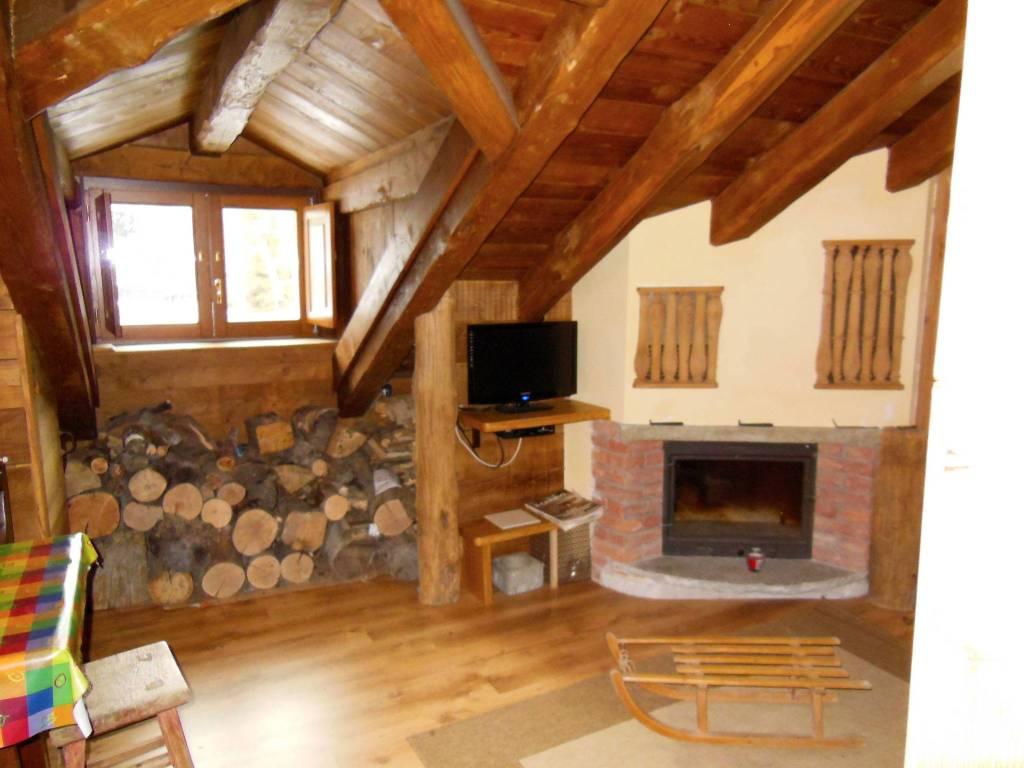 Attico / Mansarda in affitto a Limone Piemonte, 2 locali, Trattative riservate | PortaleAgenzieImmobiliari.it