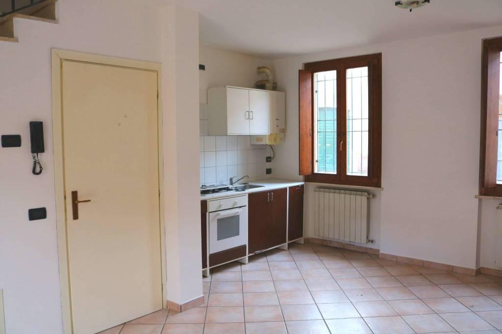 Appartamento in vendita a San Gervasio Bresciano, 3 locali, prezzo € 73.000 | CambioCasa.it