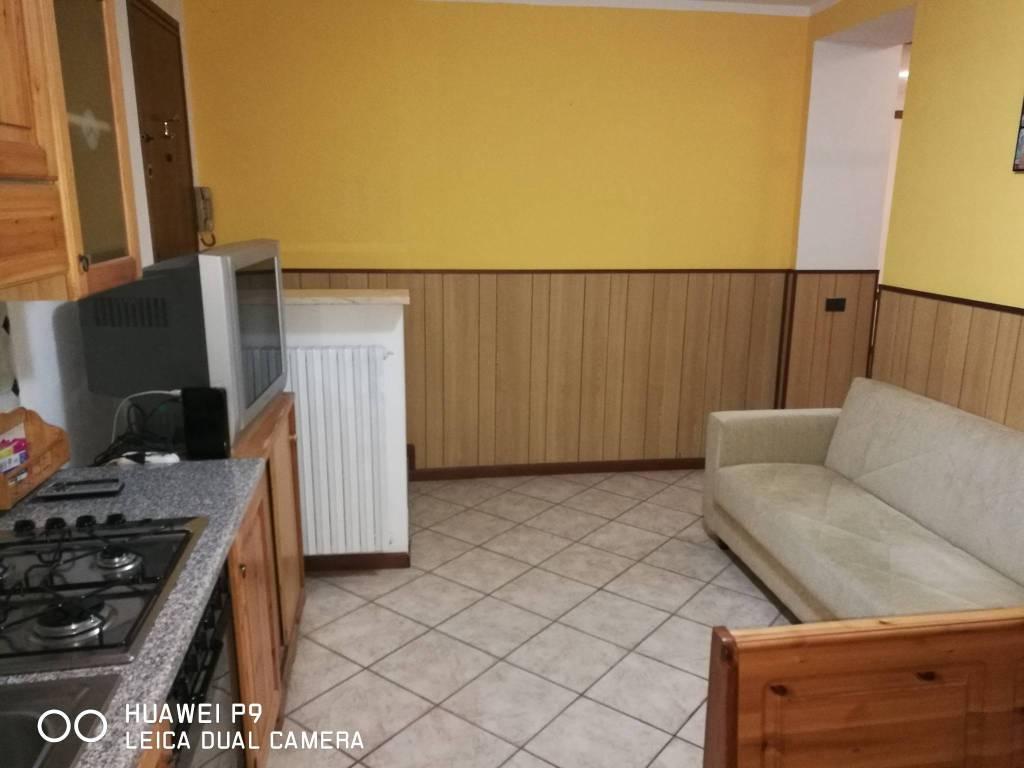 Appartamento in buone condizioni arredato in affitto Rif. 8576297