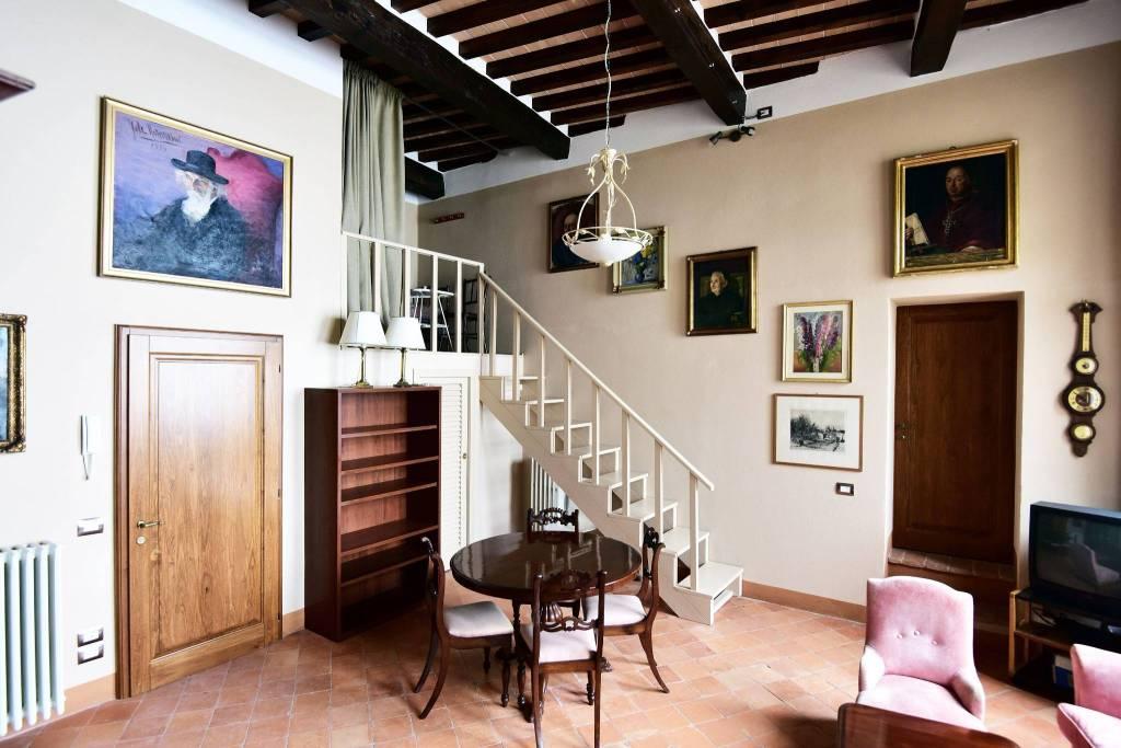 attico in vendita a montepulciano