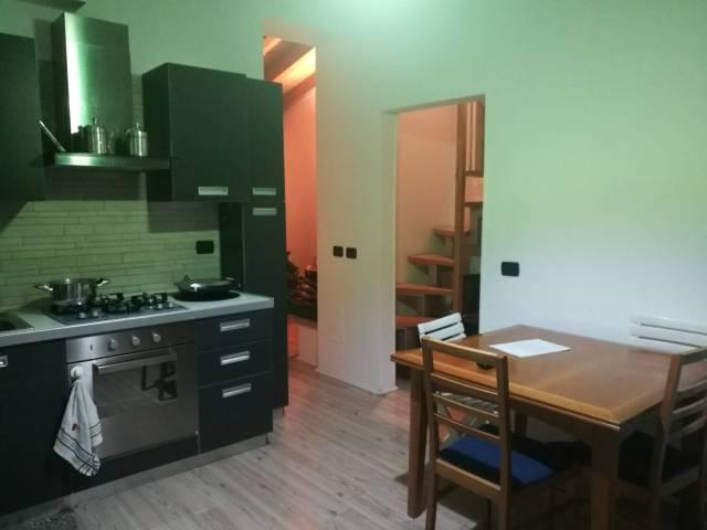 Appartamento in ottime condizioni arredato in affitto Rif. 6679110