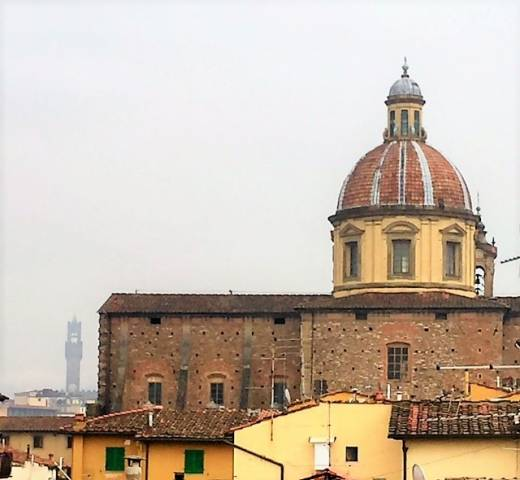 Appartamento in vendita 5 vani 150 mq.  piazza di Cestello Firenze