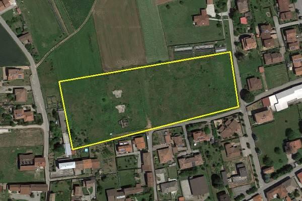 Terreno Edificabile Residenziale in Vendita a Caltignaga