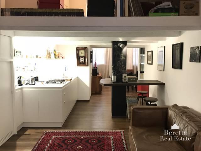 Appartamento in vendita 2 vani 70 mq.  via Orti Milano