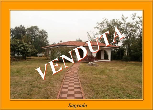 Villa trilocale in vendita a Sagrado (GO)