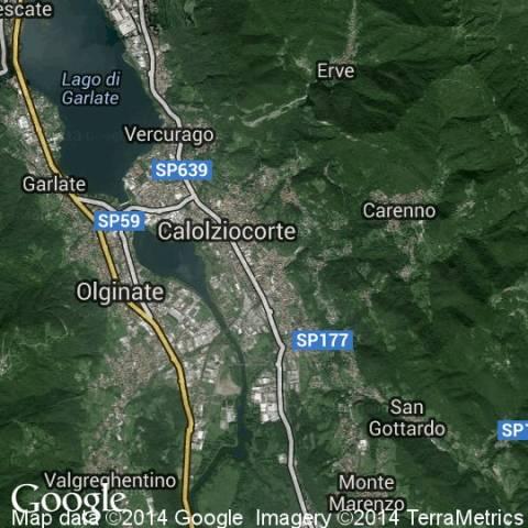 CALOLZIOCORTE: IN ZONA PERIFERICA TERRENO EDIFICABILE INDUST Rif.13592615