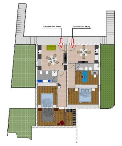 Appartamento in vendita Rif. 4894671