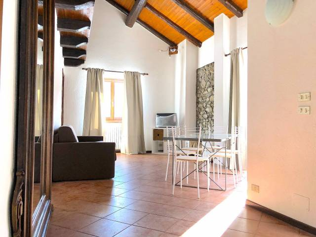 Appartamento in buone condizioni arredato in affitto Rif. 4205237