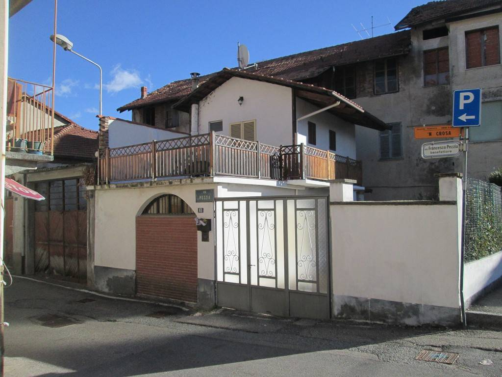 Andorno - Casa indipendente.