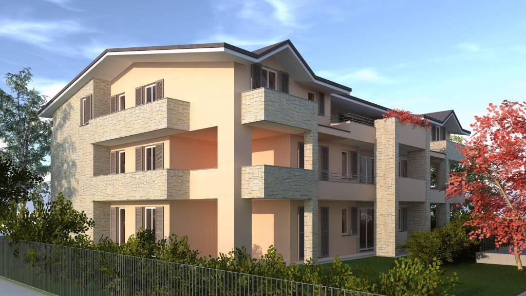 Appartamento in vendita indirizzo su richiesta Albiate