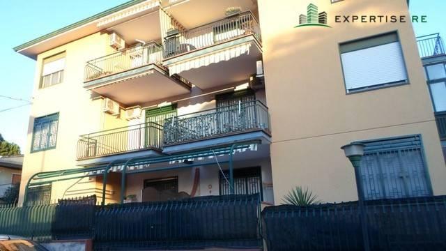 Appartamento con garage a San Gregorio di Catania