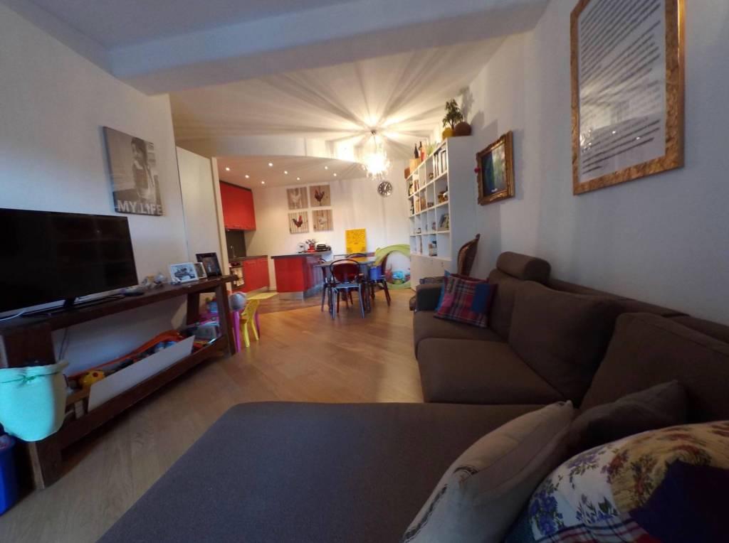 Appartamento in ottime condizioni in vendita Rif. 7832080