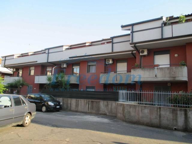 Attico in Vendita a San Giovanni La Punta Centro: 4 locali, 110 mq