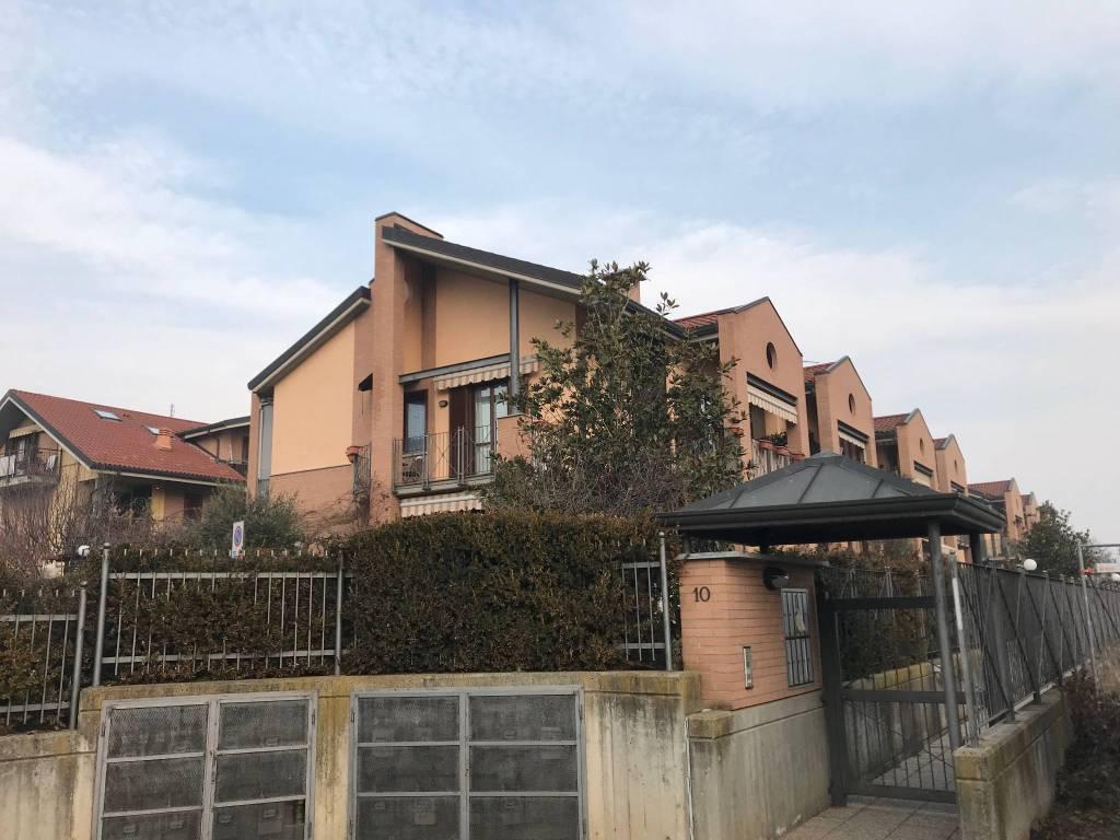 Appartamento in vendita via Bruino 10 Volvera